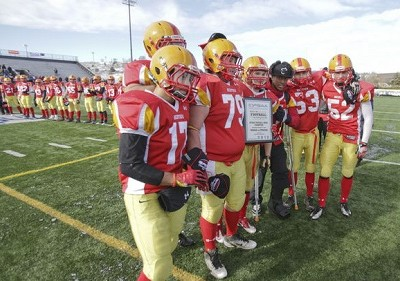 ONT (OFSAA): Marchese propels Saints to first Bowl victory since 2001