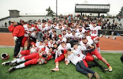 ONT (OFSAA): Condlin leads CFC #19 Spartans to first Bowl victory since 2000