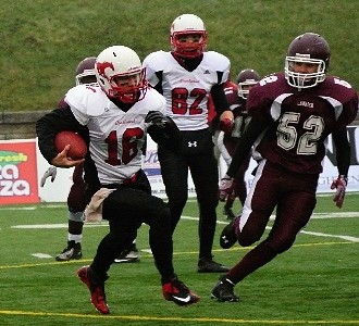 ONT (OFSAA):  Second half comeback catapults Mustangs to Bowl win