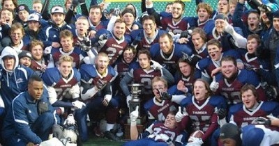 Hastings lead Thunder to first Canadian Bowl championship  (VIDEO)