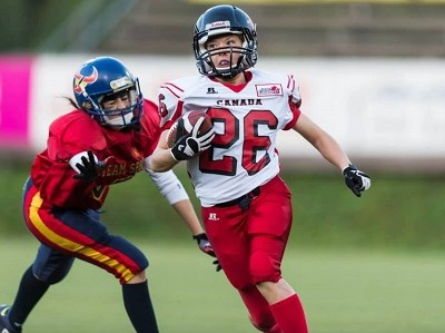 Ten best moments of 2013 Canadian women's football