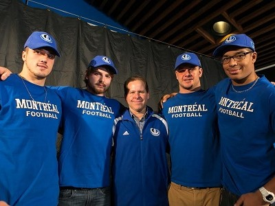 Carabins announce first wave of recruits