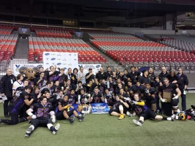 #CFC50 National High School Rankings (Champions & Runner-Up)