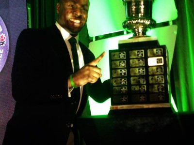 Chamblin named 2013 CFL Coach of the Year