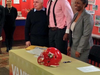 Quebec defensive end Kafo signs with NCAA's Minnesota Gophers (VIDEO)