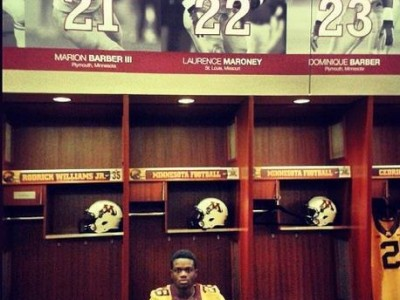 Ontario running back commits to NCAA's MINNESOTA GOPHERS (VIDEO)