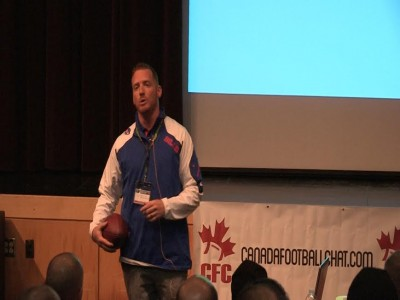 2014 CFC Coaches Clinic:  Using the Play-Action Pass with Todd Downing (Part 2)