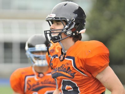 CFC TOP 100 Touchette chooses the Carabins