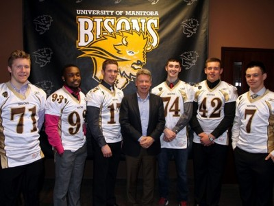 Local recruits commit to Bisons