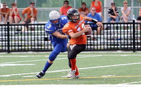 OVFL & OFC Week 1 (JV) recap: Tight games, shutouts & lopsided victories