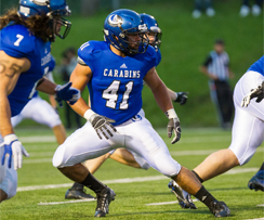 Strong opposition for Carabins before season starts