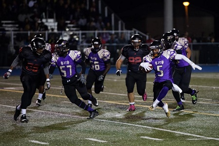RECAP:  Offense powers CFC#26 Ravens to victory