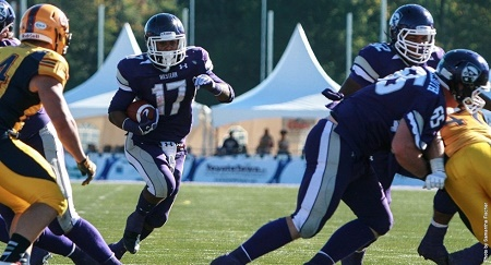 PREVIEWS (OUA 5x) :  Mustangs in Kingston; Battles of Toronto & Waterloo; Gryphons in Nation's Capital, Clash of Unbeatens