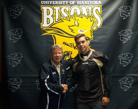 Bisons announce signing of second 2015 CFC 100 recruit