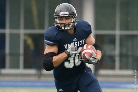Toronto Week 2 loss to Guelph OUA 2014