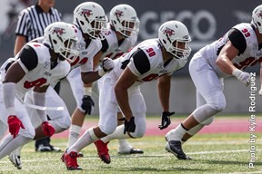 PREVIEW: Gryphons look for a victory at home against Varsity Blues