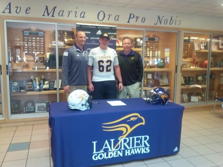 Golden Hawks land Burlington recruit