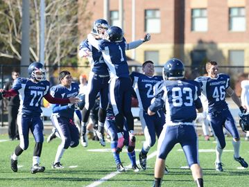 RECAP: CFC 100 Lyons, Mandalfino steer CFC#18 Crusaders to second OFSAA Bowl victory [stats]