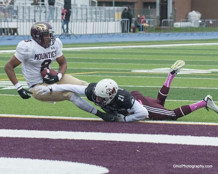 Mount Allison versus Saint Mary's 2014 2