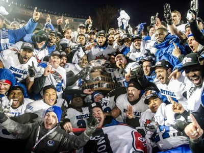 Carabins: New Champions of Montreal