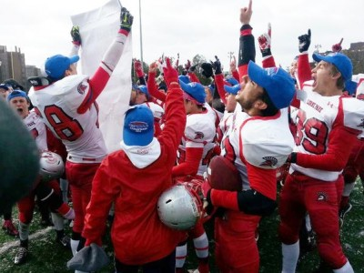 RECAP: Lavric pilots CFC#31 Spartans to third OFSAA win [stats]