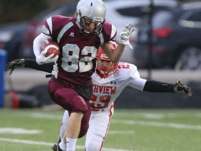 RECAP:  Brogaard catapults Falcons past Saints in OFSAA Bowl [stats]
