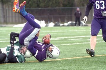 RECAP:  Ford leads CFC#24 Marauders to first OFSAA Bowl win [stats]