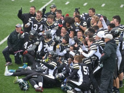 RECAP:  Rourke leads CFC#7 Titans to first ever OFSAA Bowl win [stats]