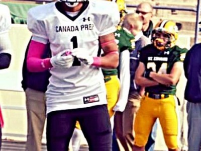 "#CFC100 & #CFCOPC recruit ""very excited to be a Raven"" (VIDEO)"