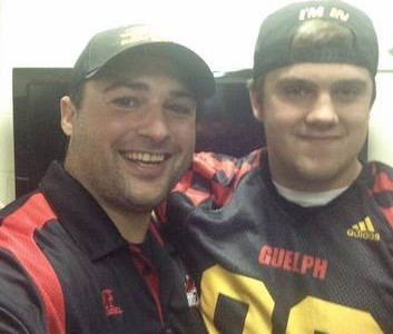 Guelph dips into Niagara region for newest recruit (VIDEO)