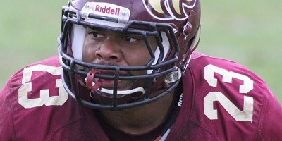 '14 #CFC100 DL Robinson departs from Mount Allison