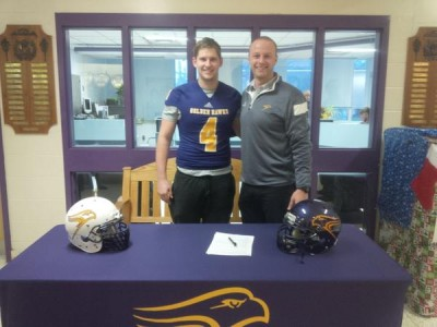 London recruit excited to develop with Golden Hawks (VIDEO)