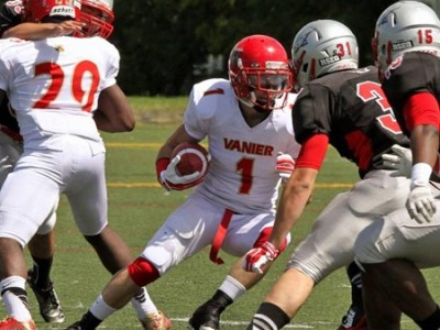 CFC 100 recruit ready to compete for spot on Carabins roster