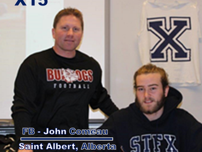 X-Men sign recruits from three provinces