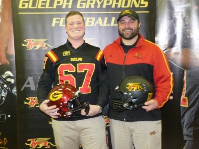 Cambridge recruit newest Gryphon