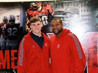 McGill embodies perfect combination for LaSalle recruit (VIDEO)