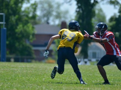 Sault Ste Marie receiver sold on Mounties championship caliber