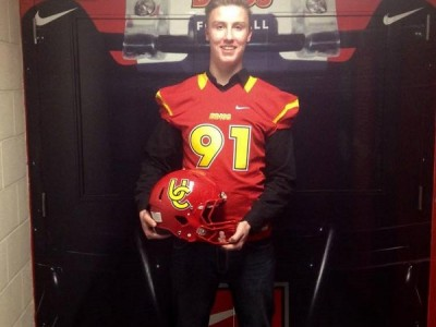 Langdon recruit opts for Dinos (VIDEO)