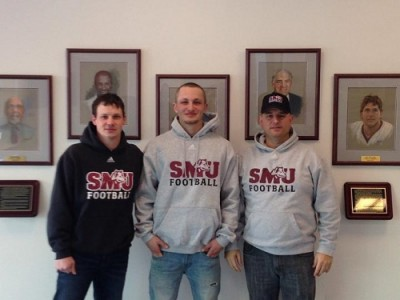 SMU's caring attitude attracts Thunder Bay recruit