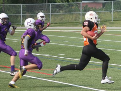 Ontario Prospect Challenge Profile: Sprinting Mustang (VIDEO)