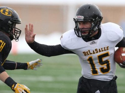 Bisons make history with signing of US recruit