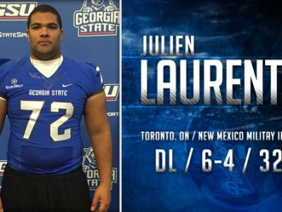 Toronto DL makes it official with NCAA's Georgia State Panthers
