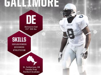 CFC #1 DE Gallimore signs with NCAA's Oklahoma Sooners