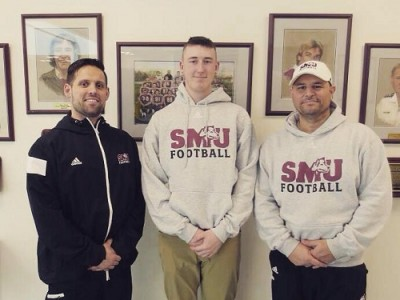 Alberta recruit expects SMU to become future Vanier contender (VIDEO)