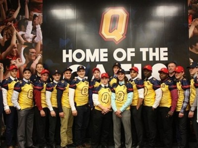 Queen's introduces 15 recruits (including 3 #CFC100) for 2015