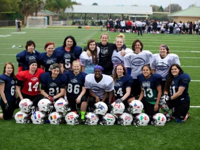 Women's World Football Games II (2015) Photo credit: Rebecca Gitlitz