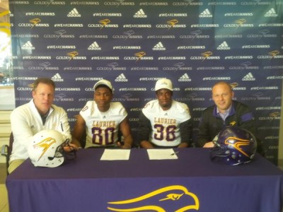 #CFC100 signs with Golden Hawks