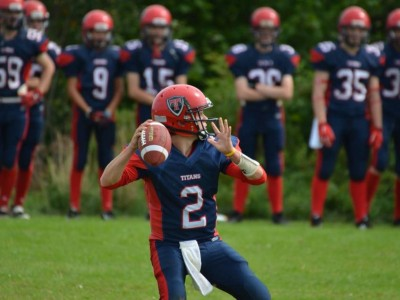 QB Becker's sights set on CIS