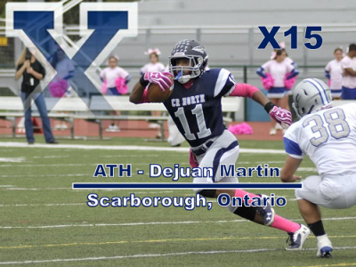 X-Men sign Scarborough recruit (VIDEO)