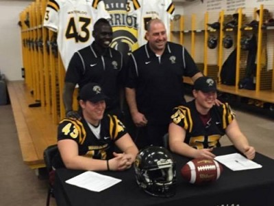 """2016 CIS RECRUITMENT SERIES: """"Waterloo is a great opportunity…for seizing that opportunity to play and make a difference early"""""""